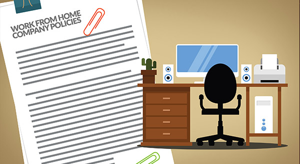 work from home policies
